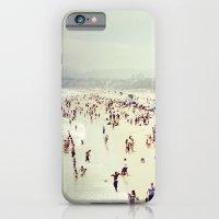 Santa Monica Pier iPhone 6 Slim Case