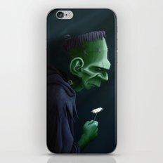 Frankenstein Remembers iPhone & iPod Skin