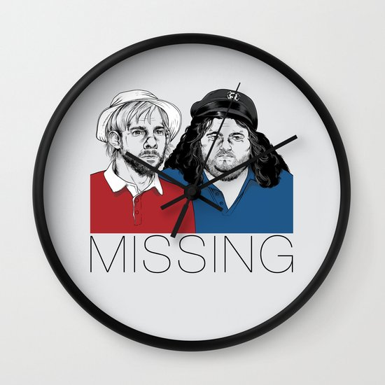 Missing Wall Clock