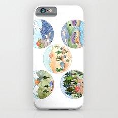 Campsite Selection iPhone 6 Slim Case