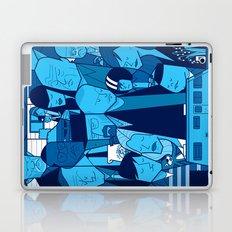 Breaking Bad (blue version) Laptop & iPad Skin