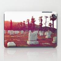 The death of California iPad Case