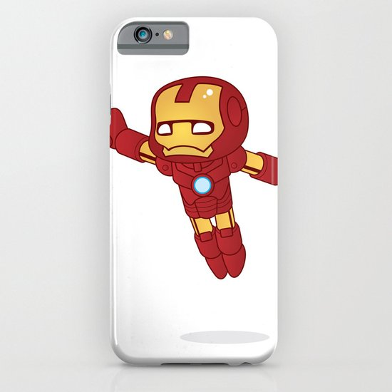 IRON MAN ROBOTIC iPhone & iPod Case