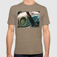 Dashboard Mens Fitted Tee Tri-Coffee SMALL