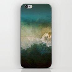 Lost @ Sea iPhone & iPod Skin