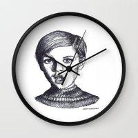 Twiggy Wall Clock