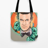 Gallifrey Sunrise Tote Bag