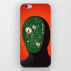 Robots Have Feelings Too iPhone & iPod Skin