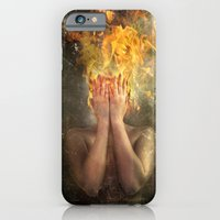 iPhone & iPod Case featuring Perish the Thought by Alex Kujawa