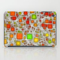 Ceramics Citrus iPad Case