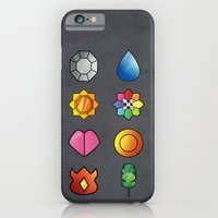 The Kanto Region Pokemon… iPhone 6 Slim Case
