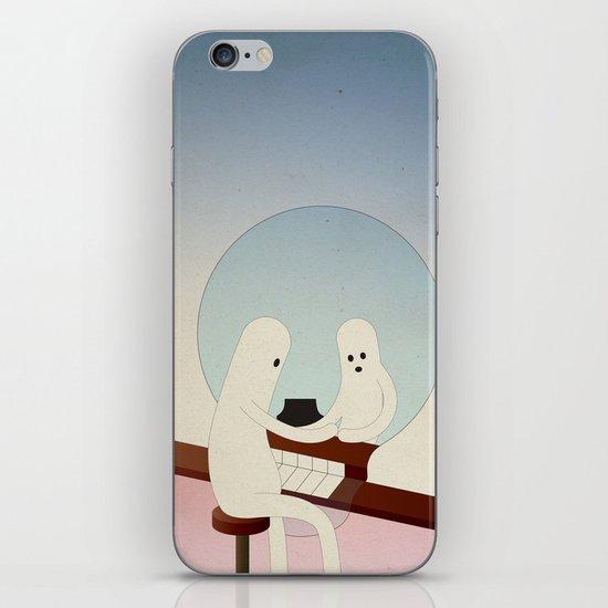 r i f l e s s o c o n d i z i o n a t o iPhone & iPod Skin