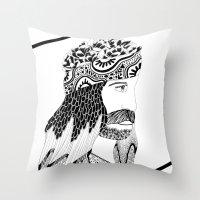 RESURRECCIÓN Throw Pillow