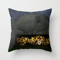 Erin Eisenhower Throw Pillow