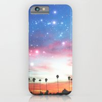 iPhone & iPod Case featuring LA NIGHTS by Troy Spino