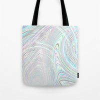 Re-Created  Hurricane 2 by Robert S. Lee Tote Bag