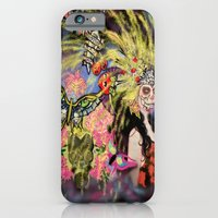 iPhone & iPod Case featuring Fireworks for the Dead by Icelandria