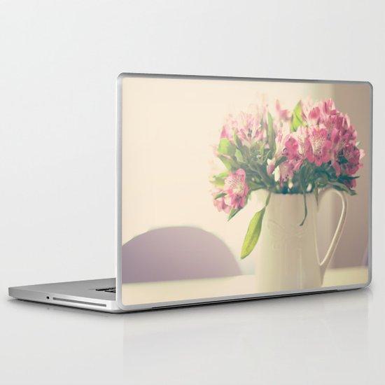 Mother's Flowers Arrangement  Laptop & iPad Skin