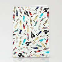 Floating Bowies Stationery Cards