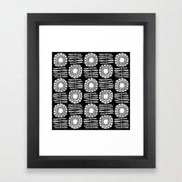 MCM Bella Framed Art Print