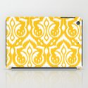 Ikat Damask iPad Case