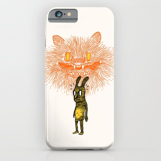 Scared Stiff iPhone & iPod Case