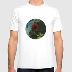 SEEING SOUNDS 2 White Mens Fitted Tee SMALL