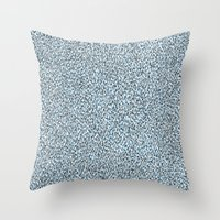 Infinity Bends  Throw Pillow