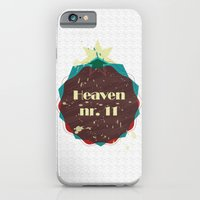 Heaven nr 11 iPhone 6 Slim Case