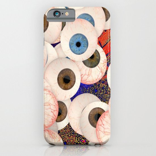 YEUX iPhone & iPod Case