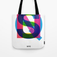 Tote Bag featuring Queens by Farnell