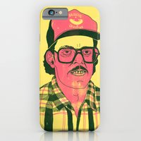 iPhone Cases featuring Sausage Man by BASE-V