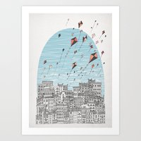 Kedesh Art Print