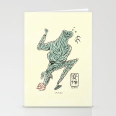 Weird Hoodies #4 Stationery Cards