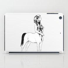 horses for courses I iPad Case