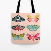 Lepidoptery No. 1 By And… Tote Bag