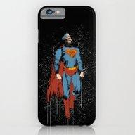 Super Speed (Superman) iPhone 6 Slim Case