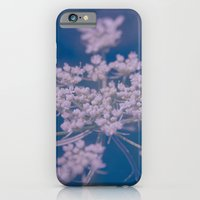 iPhone & iPod Case featuring Queen Anne's Lace by Mi Nu Ra