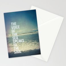 The Voice Of The Sea Stationery Cards