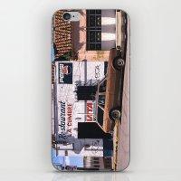 Mexico Street Scene iPhone & iPod Skin