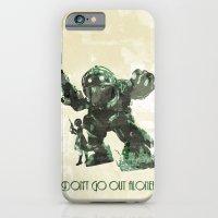 Bring a Friend iPhone 6 Slim Case