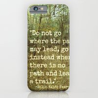 Blaze Your Own Trail iPhone 6 Slim Case