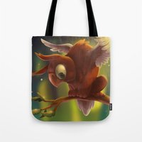 Baby Griffin Tote Bag