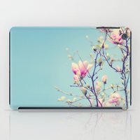 Sweet Magnolia 2 iPad Case