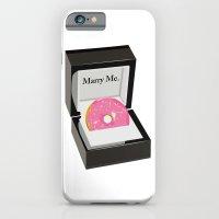 Marry Me iPhone 6 Slim Case