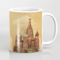 Trip To Moscow Mug
