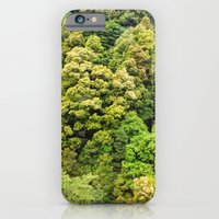 iPhone & iPod Case featuring Itsukushima Forest by Jenna Wu