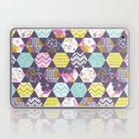 Garden Party Festive Hex… Laptop & iPad Skin