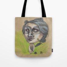 DAINTY PANDA Tote Bag