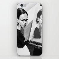Frida Khalo iPhone & iPod Skin